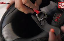 Mulai Bunyi Klik hingga Krek, Berikut Jenis-jenis Pengikat Tali Helm, Mana yang Paling Aman?