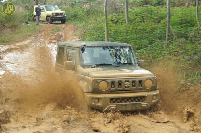 New Suzuki Jimny Challenge