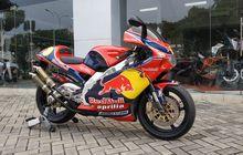 250 cc 2-tak 2 Silinder, Versi Jalanan Motor Juara Dunia Valentino Rossi Dijual Bekasnya, Seharga Honda HR-V Baru