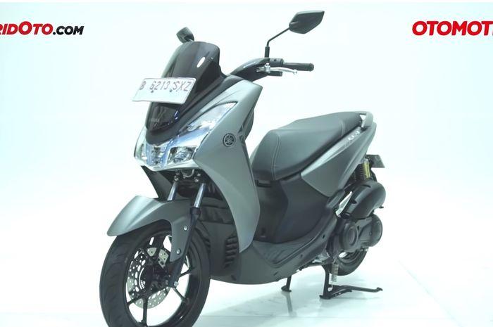 Yamaha Rilis Aksesori Anyar Untuk Yamaha Lexi Harganya Rp 45 Ribu Aja Gridoto Com