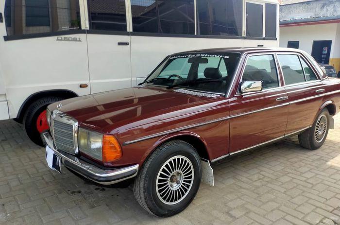 Mercedes-Benz W123 280E 1984