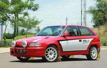 Stiker Livery Gaya Rally Looks Tak Seenaknya, Sembarang Bisa Dicemooh