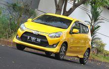 Konsumsi Bensin Toyota Agya TRD S A/T, 0-100 km/jam Cukup 13,7 Detik