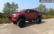 Toyota Hilux Berhasil Dimodifikasi Jadi Lebih Kekar