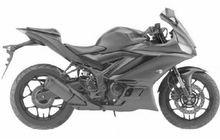 Setelah Dinanti, Desain Yamaha R25 Facelift Akhirnya Nongol Juga