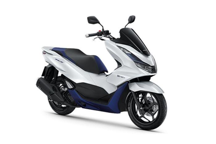 Pilihan warna Honda PCX 160 EHEV