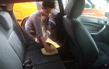 Interior Mobil Bekas Belang Karena Kotoran, Begini Cara Membersihkannya