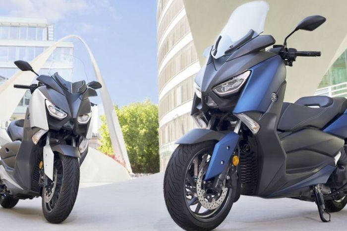 Ilustrasi, Yamaha XAMX