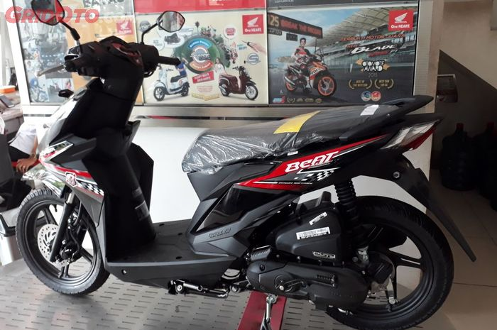 Panduan Servis Honda Beat Esp Tahun Pertama Gridoto Com