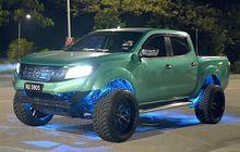 Nissan Navara Ini Dimodifikasi Jadi Lebih Garang, Rivalnya Bisa Jadi Minder