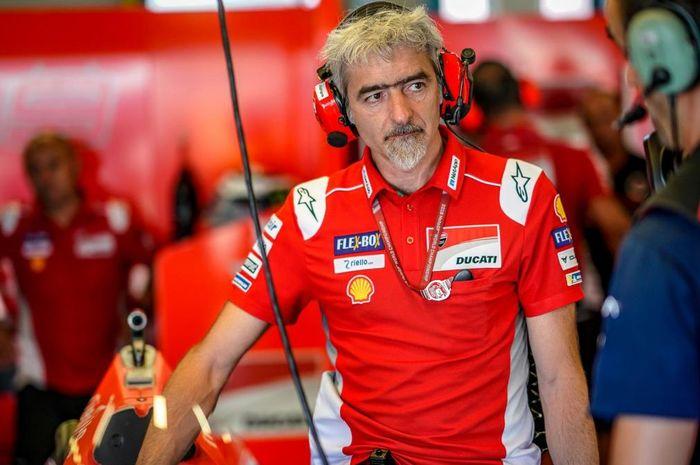 General Manager Ducati, Gigi Dall'Igna sempat mengajukan tawaran besar untuk membajak Marc Marquez dari Honda untuk ke Ducati.