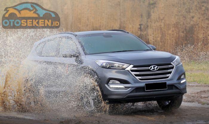 All New Hyundai Tucson 2016