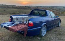 Bisa Dibeli Nih, BMW Seri-5 Pikap, Detailnya Unik Siap Tampil Beda