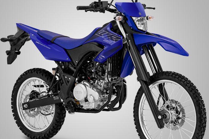 Warna baru Yamaha WR 155 R