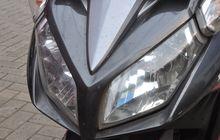 Ini Cara Poles Mika Lampu Motor, Modal Enggak Sampe Ceban Kembali Kinclong