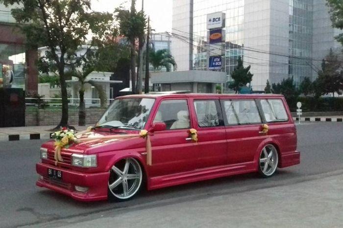42+ Modifikasi Body Mobil Kijang Super Terbaik