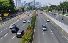 PPKM Darurat Dinilai Sukses Tekan Mobilitas Masyarakat, Jasa Marga Catat Penurunan Lalu Lintas di Jalan Tol Hingga 40 Persen
