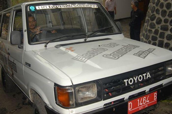 Ternyata Indonesia Sudah Buat Mobil Listrik Sejak 2010 Gridoto Com