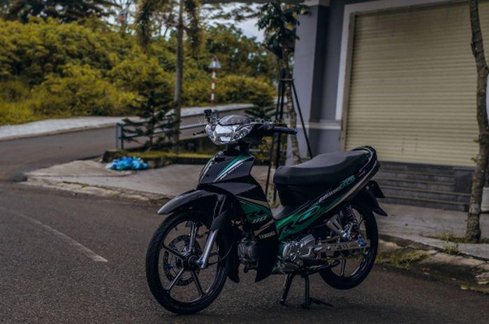 Modifikasi Yamaha Vega R