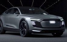 Audi Janji, Isi Baterai Mobil Listriknya Enggak Makan Waktu Lama