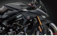 suzuki akan upgrade moge katana 1000. mesin bengkak jadi 1.135 cc, material bodi pakai serat karbon?