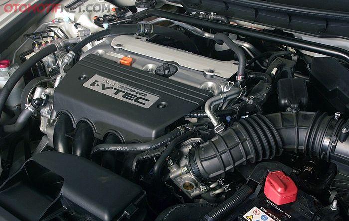 Mesin 2.4 Honda Accord CP2 Full Size Sedan 2008