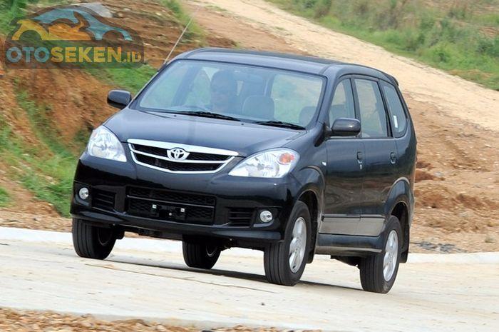 Toyota Avanza G AT 2009
