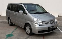 Enggak Nyangka, Nissan Serena 2004 Murah Banget, Tipe Highway Star Tinggal Segini