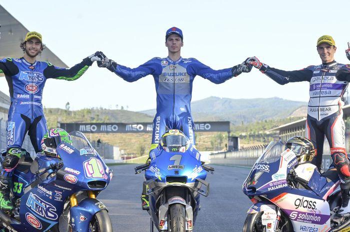 Ini dia perbedaan mendasar antara motor MotoGP, Moto2 dan Moto3