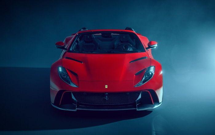 Modifikasi Ferrari 812 GTS Novitec dibekali wide body N-Largo
