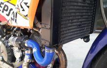 Enggak Mahal, Segini Biaya Perbaikan Radiator Motor yang Bocor