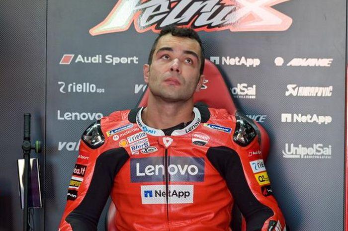 Kena Semprot Andrea Dovizioso usai sesi kualifikasi MotoGP Aragon 2020, Begini pembelaan Danilo Petrucci