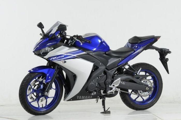 Ilustrasi Yamaha R25 bekas