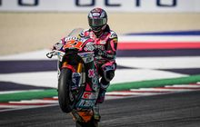 hasil kualifikasi moto2 san marino: fabio di giannantonio pole position, andi gilang posisi ke-30