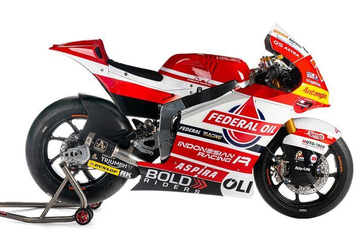 Sponsor asal Indonesia di MotoGP