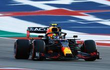 Hasil FP3 F1 Amerika 2021 - Sergio Perez Terdepan, Catatan Waktu Lewis Hamilton Dihapus