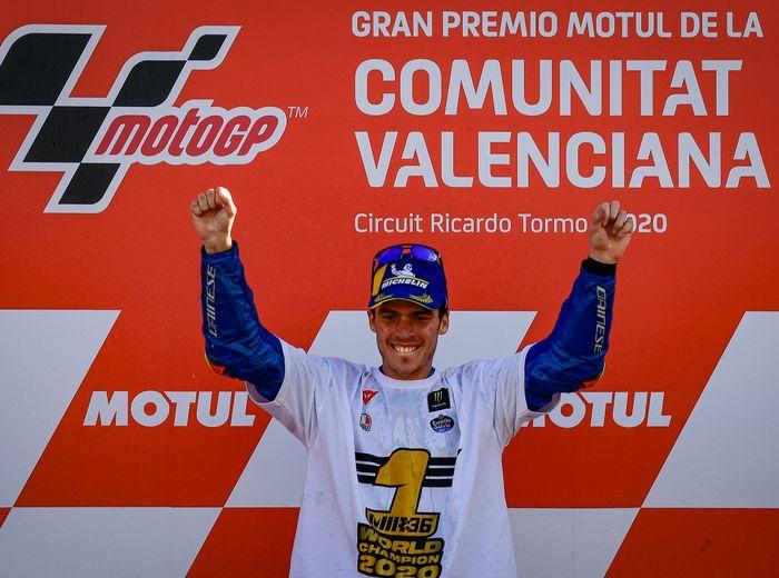Gelar Juara Dunia MotoGP 2020 dianggap tidak sah tanpa Marc Marquez, Alex Marquez berikan pembelaan untuk Joan Mir