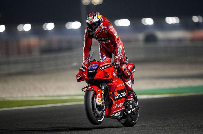 Jack Miller Dikabarkan akan tetap di Ducati untuk MotoGP 2022 usai dua kemenangan beruntun.