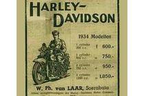 Murah Buat Sekarang, Segini Harga Harley-Davidson di Zaman Penjajahan Belanda