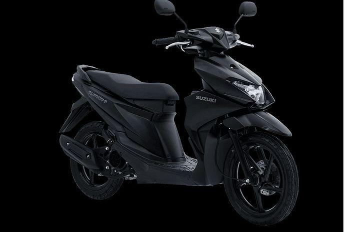 Suzuki Skydrive Sport