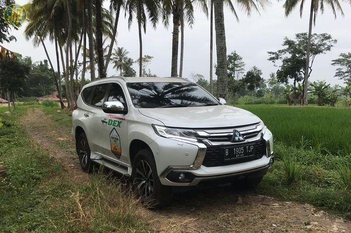 Mitsubishi Pajero Sport Dakar Ultimate
