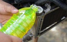 Jangan Sampai Bocor, Kandungan Kimia Air Radiator Bisa Picu Motor Terbakar