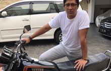 Dasar Komedian, Andre Taulany Jual Yamaha RX-King, Bonus Sendal Jepit Buat Yang Gak Nawar