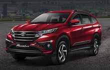 All New Toyota Rush GR Siap Jadi Teman Penjelajah Tangguh