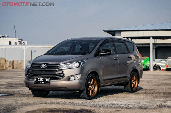 Modifikasi Toyota Innova Reborn resep dan budget mahasiswa