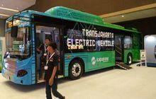 kemenhub ingin dongkrak pamor kendaraan listrik lewat angkutan umum