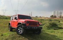 Berapa Konsumsi Bensin Jeep Wrangler Rubicon Terbaru? Bisa Getarkan Dompet?