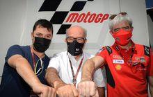 BREAKING NEWS, Tim MotoGP Milik Valentino Rossi Resmi Gandeng Ducati Mulai MotoGP 2022