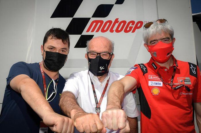 Breaking News! tim milik Valentino Rossi, Aramco Racing Team VR46 telah resmi menggandeng Ducati di MotoGP 2022