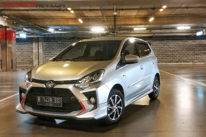 Toyota New Agya TRD